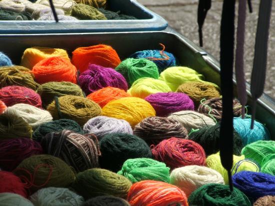 El Popo Market: Los colores del Popo