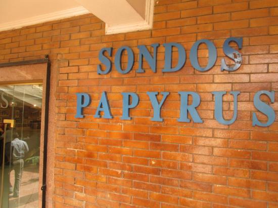 Sondos Papyrus