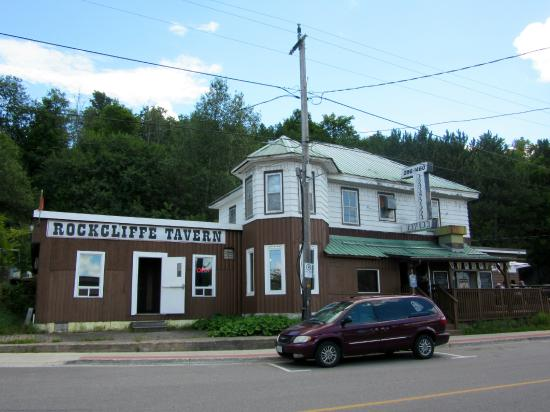 World Famous Rockcliffe Tavern