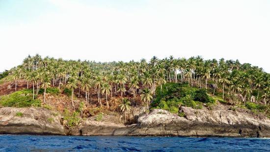 Riau Islands Province, Indonesien: Acasta Island