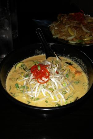 Iza Restaurant: Monks Curry (Udon noodles instead of rice)