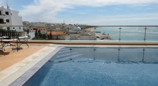 Hotel Sao Vicente: The pool