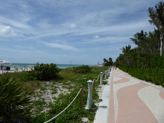 South Beach Great Walking Or Bike Path