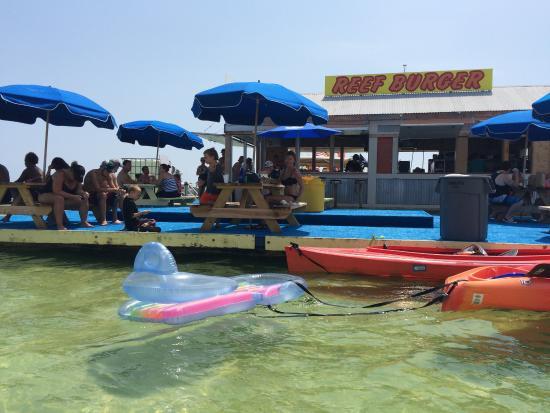 Reef Burger Destin Restaurant Reviews Amp Photos