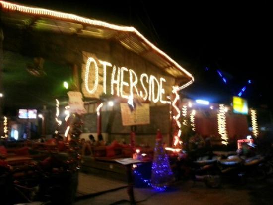 Otherside Restaurant: 바깥배경