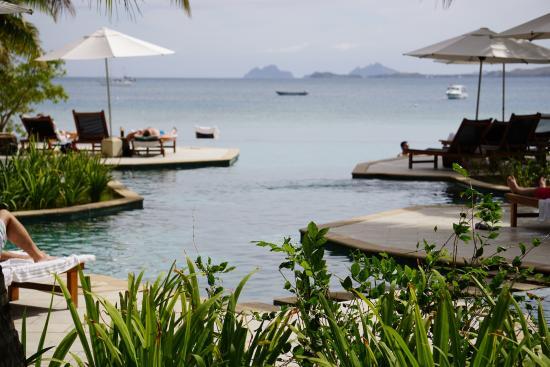 Likuliku Lagoon Resort: just perfect