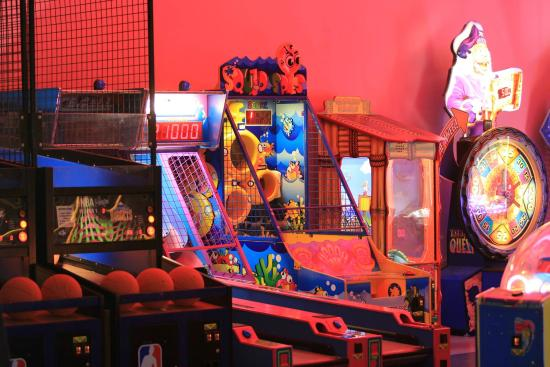 Гранд-Джанкшн, Колорадо: Spin City Arcades for all ages family fun