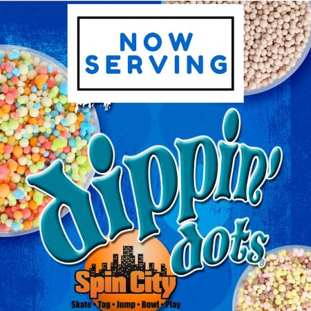 Grand Junction, CO: City Cafe at Spin City Dippin Dots