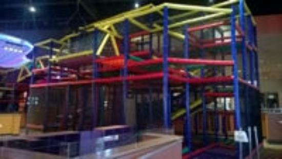 Grand Junction, CO: Jungle City at Spin City Family Fun