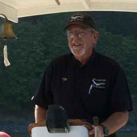 Greylag Boat Tours - Private Sails: Captain Tim Doyle