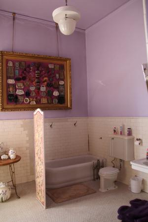 lilac bathroom. Copper King Mansion  Huge Lilac bathroom Picture of Butte