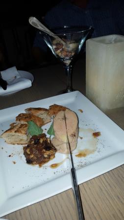 Code Ambiance: Foie gras torchon