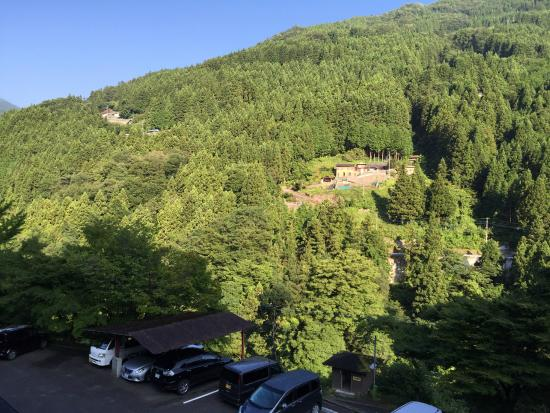 Kazuraya : 宿からの眺め