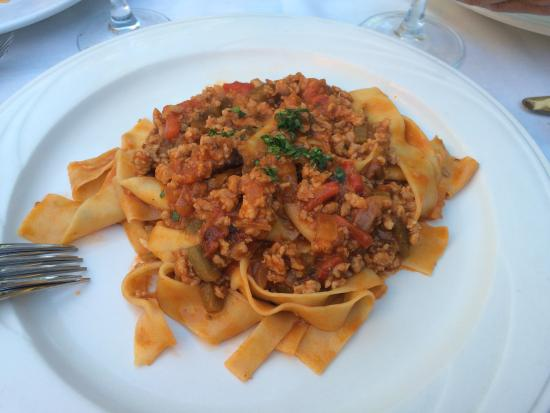 Gennaro's Grill & Garden: Pappadelle, T-H-E   B-E-S-T❗️