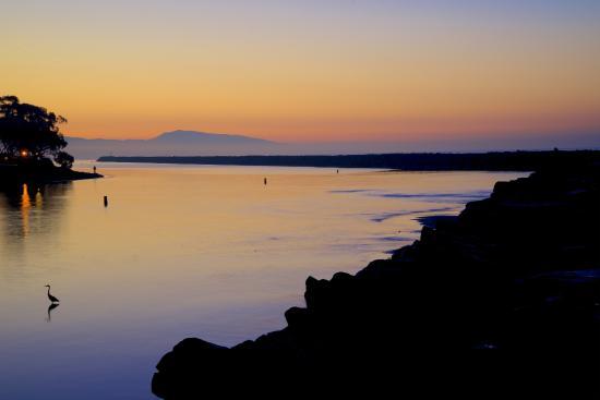 Dana Point, Californie : Glassy Glow by Deborah Chadsey