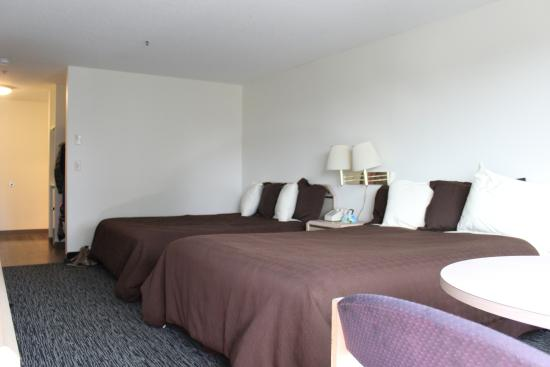 Long Beach, Waszyngton: Bedroom