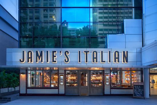 Photo of Italian Restaurant Jamie's Italian Forum at 583 Orchard Road Forum # 01 04 01, Singapore 238884, Singapore
