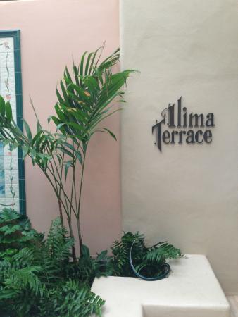 Ilima Terrace Restaurant: Ilima Terrace at the Grand Hyatt