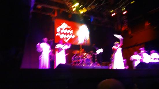 Great music picture of house of blues las vegas for Great house music