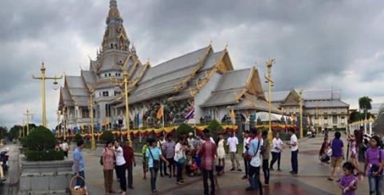 Wat Sothon Wararam Worawihan: Sothon Worawiharn  Temple Chachoengsao