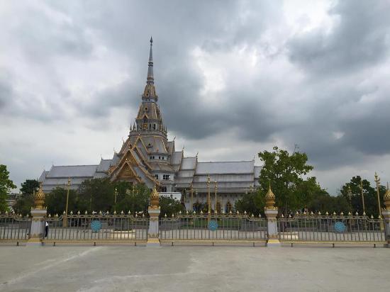 Чаченгсау, Таиланд: วัดโสธรวรารามวรวิหาร เป็นพระอารามหลวง ชั้นตรี ชนิดวรวิหาร