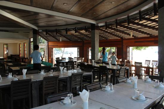 Koh Tao Regal Resort: restaurant area