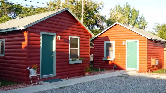 Comfortable self contained cabins in columbus picture of for Self contained cabin