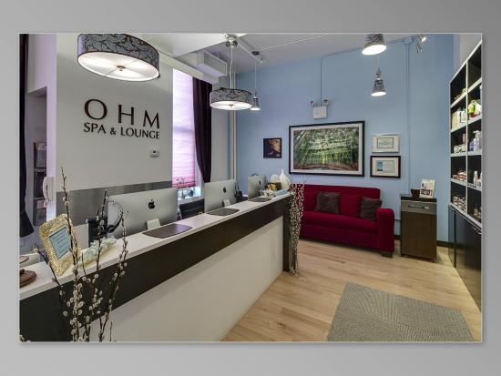 Ohm Spa & Lounge, the best spa in New York - Picture of Ohm