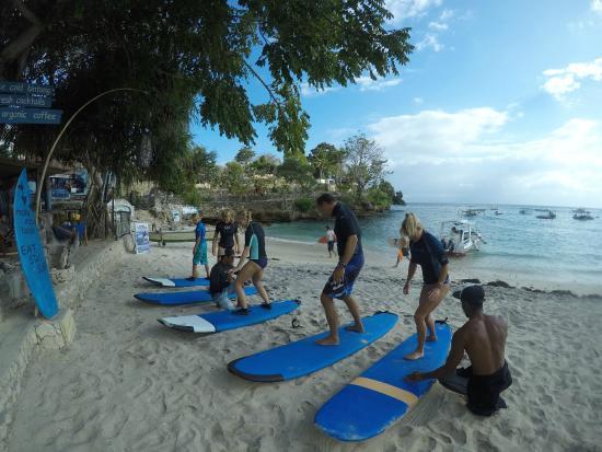 Nusa Islands Surf School