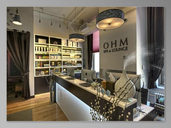 ‪Ohm Spa & Lounge‬