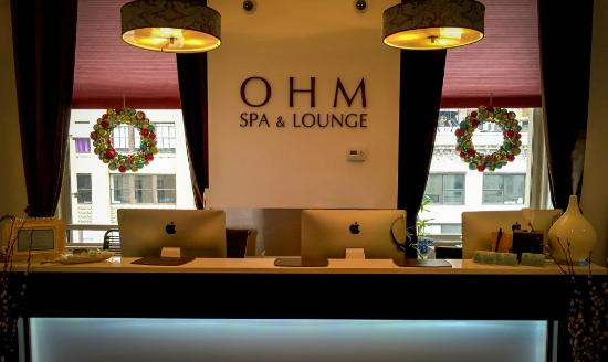 Ohm Spa & Lounge offers the best spa services - massage