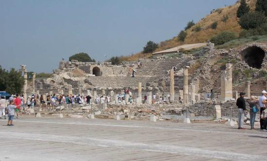 Selcuk Sebilcioglu - Your Tour Guide Private Tours: Ephesus with Selcuk