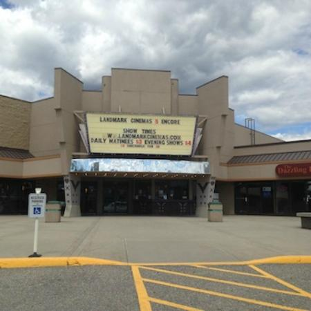 West Kelowna, Canada: Landmark Cinemas