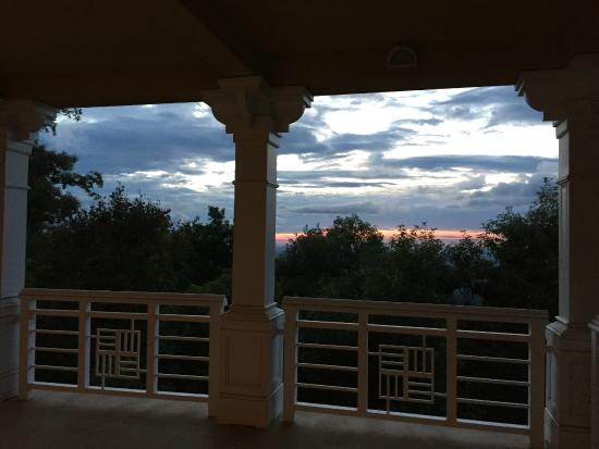 Art of Living Retreat Center: A view from the retreat center