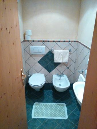 Hotel Reipertingerhof : il bagno stanza 306