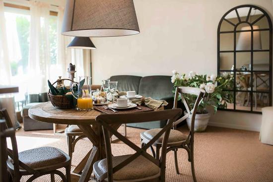 Hotel Chalet Gravenstein: Appartement