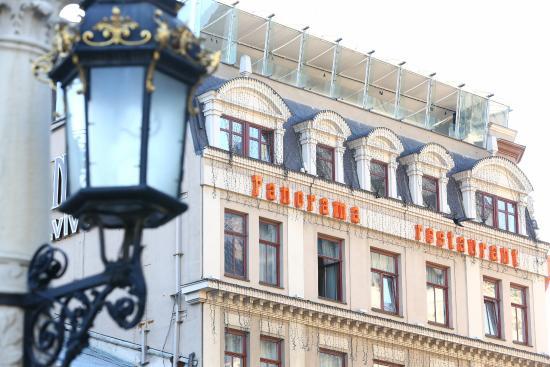 Panorama Hotel: PANORAMA Lviv Hotel