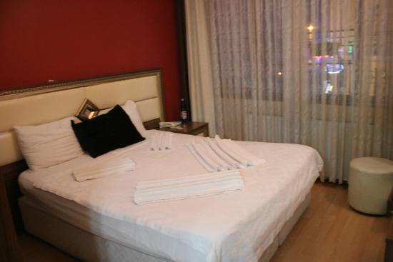 Sirma Sultan Hotel Istanbul: Номер