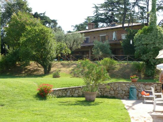 Holiday House Borgo Badia : The cottage