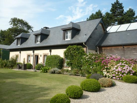 Neville, Francia: maison d'hôte