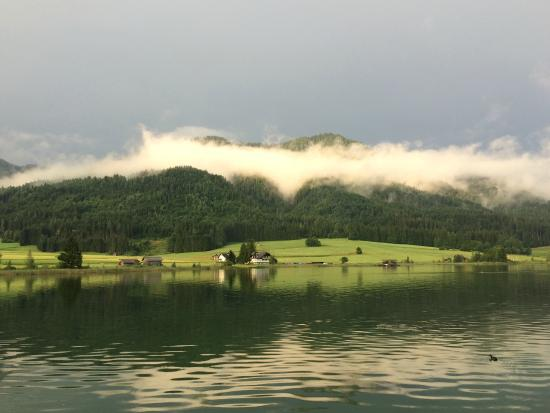 Seehotel Karntnerhof: Blick vom Badestrand