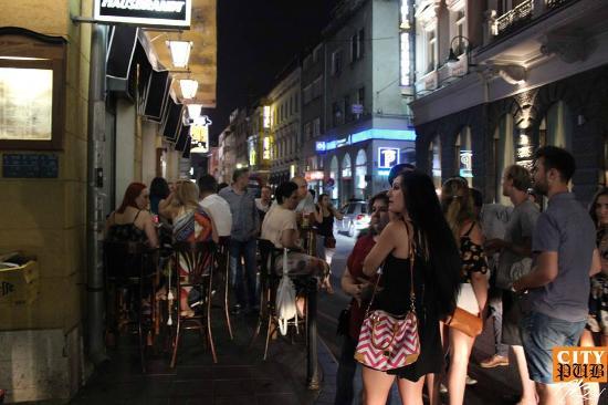 City Pub - Mala Otvorena Kulturna Scena