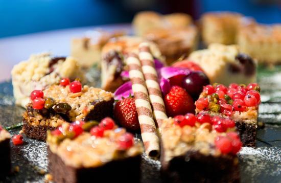 Leonardo Hotel Hamburg City Nord: Lust auf ein Stück Kuchen?