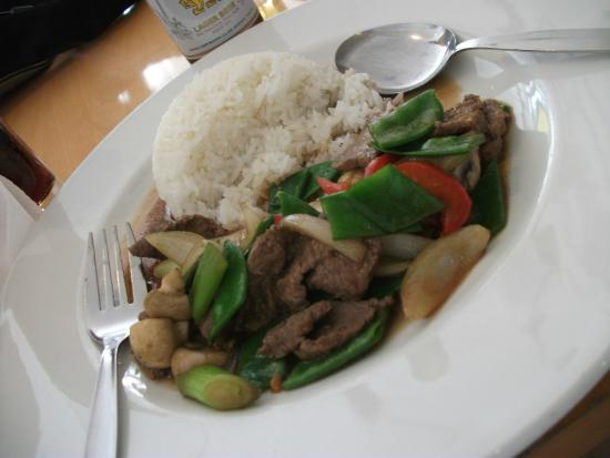 Yum Yum Thai: todays special