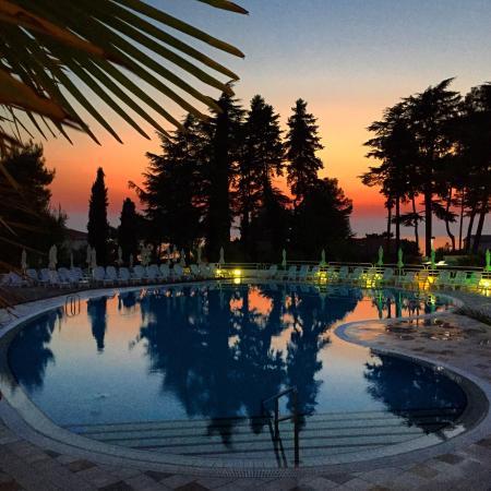 Valamar Pinia Hotel: Pool View