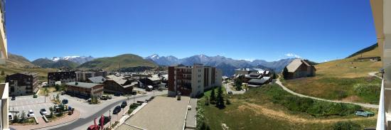 Hotel Le Dome : View