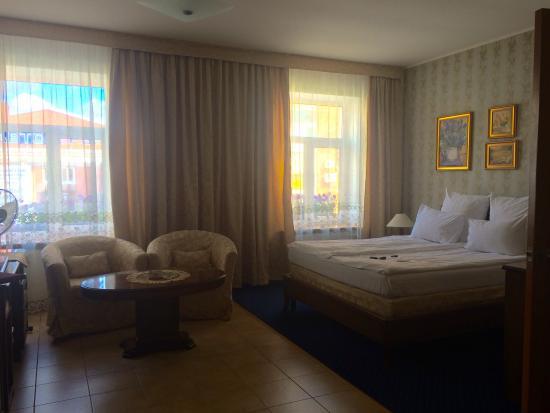 Menshikov Hotel: Полулюкс
