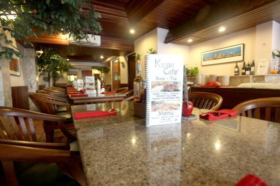 카론 카페 인 사진