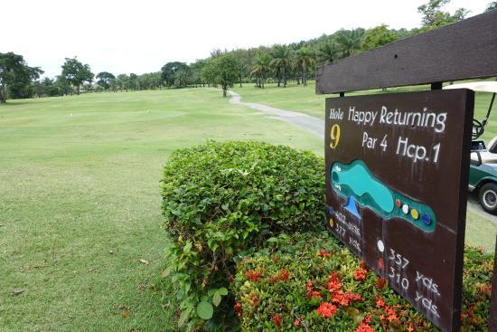 Palm Hills Golf Club : Gole 9