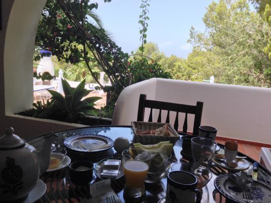 Casa Datscha: Frühstück